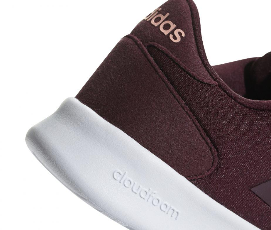 Adidas Cloudfoam Qt Racer B43760 Μπορντό
