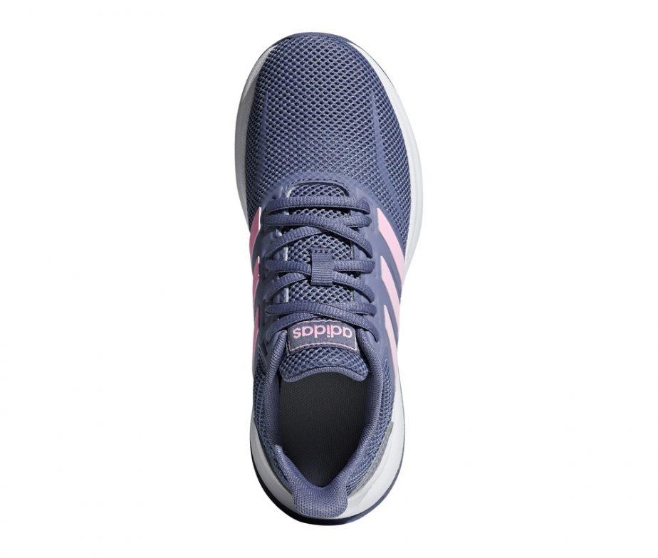 Adidas Runfalcon Shoes K 4 F36541 Λιλά